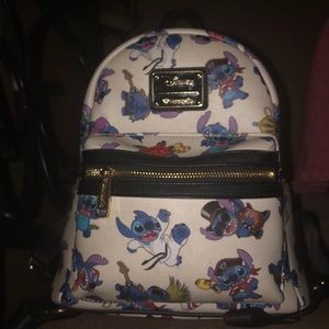 Stitch Disney Loungefly backpack